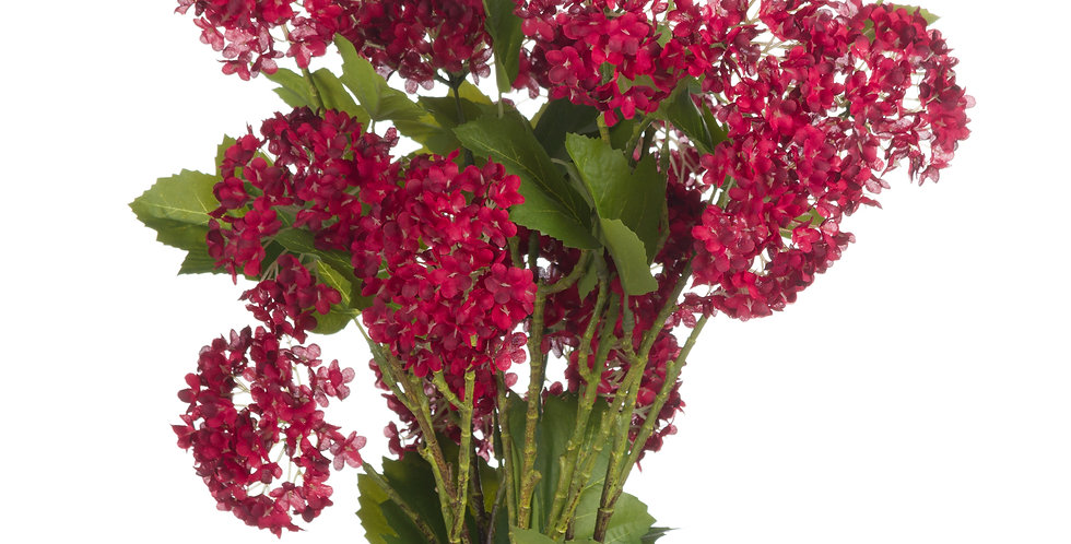 Red Autumnal Artificial Virburnum
