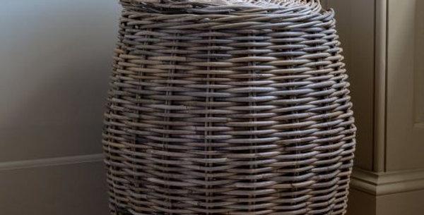 Kubu Lidded Laundry Basket