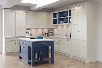 English revival style kitchens
