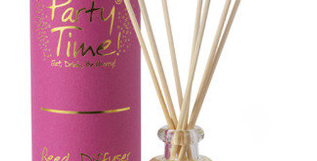Lily Flame Party Time Reed Diffuser