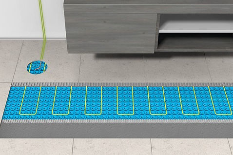 Thermo Group under floor heating
