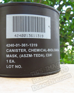 Sealed C2a1 Canister