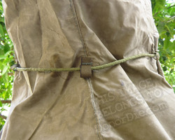Close-up of the Tightening Straps