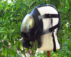Side View of the Mask