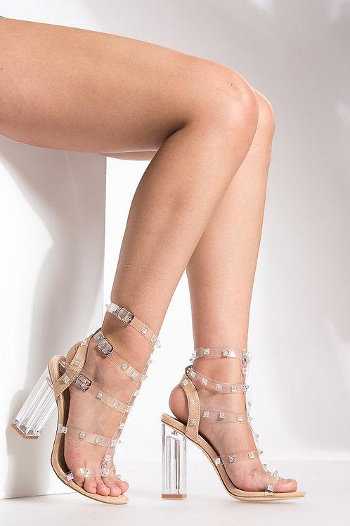 Vicky Studded Heel