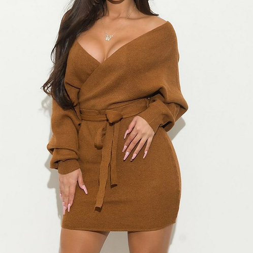 Erika Sweater Dress