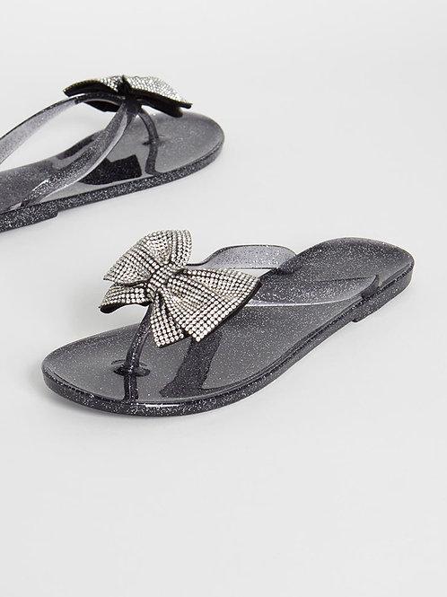 Porsha Bow Slides