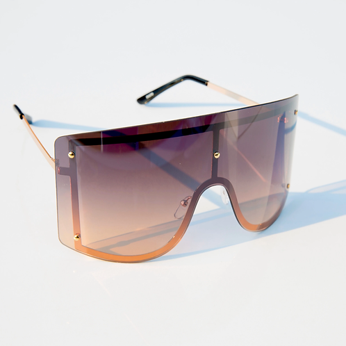 Boss Babe Oversized Sunglasses