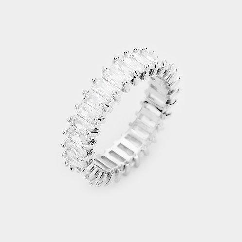 A Girl's Best Friend Ring