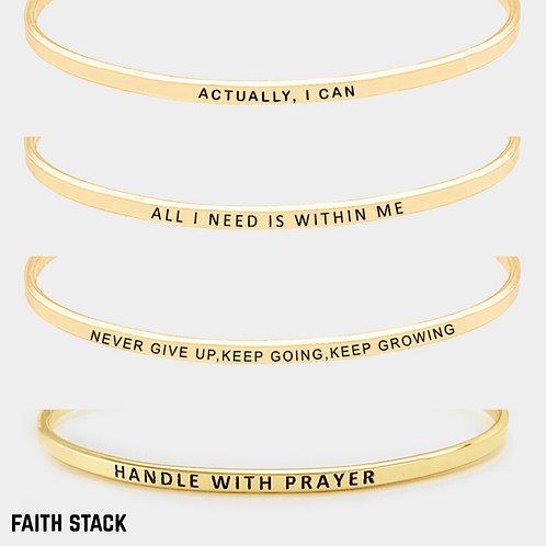 Faith Stack