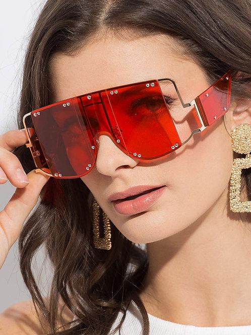 Oversized Rihanna Sunglasses