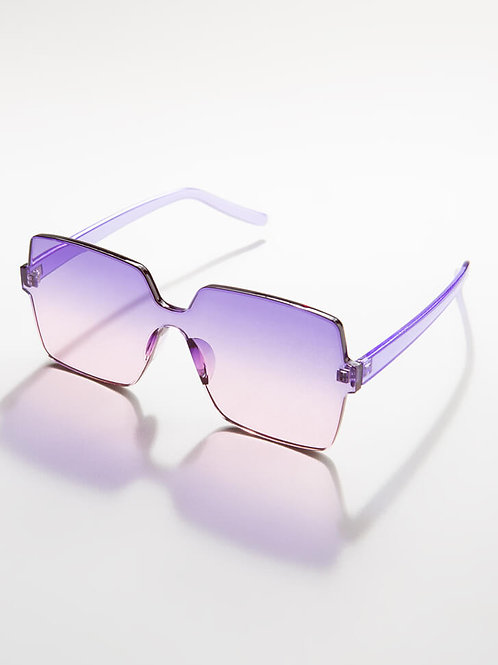 Framless Sunglasses