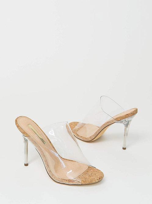 Kaitlyn PVC Heels