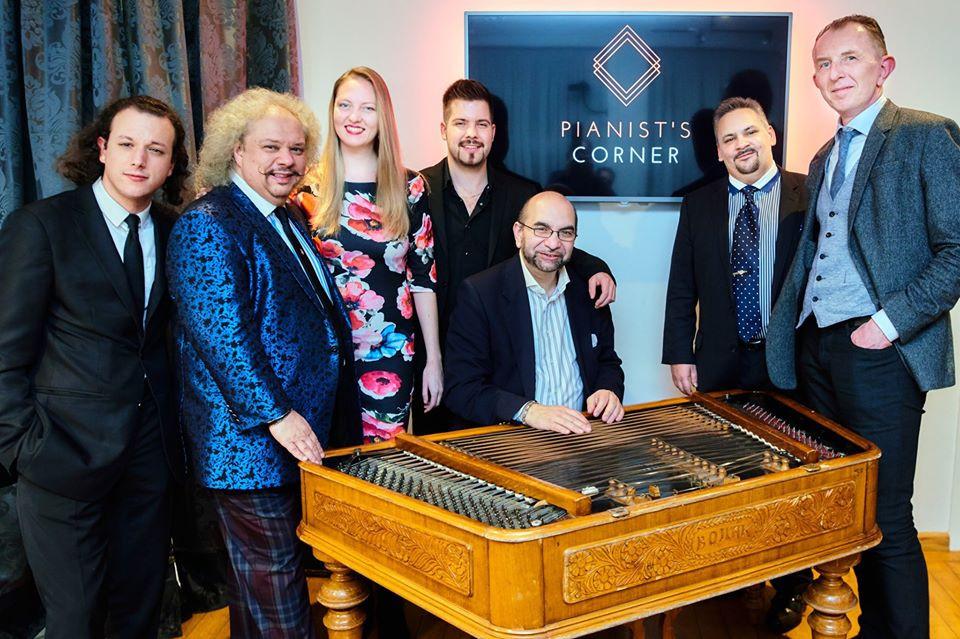 Roby Lakatos Ensemble