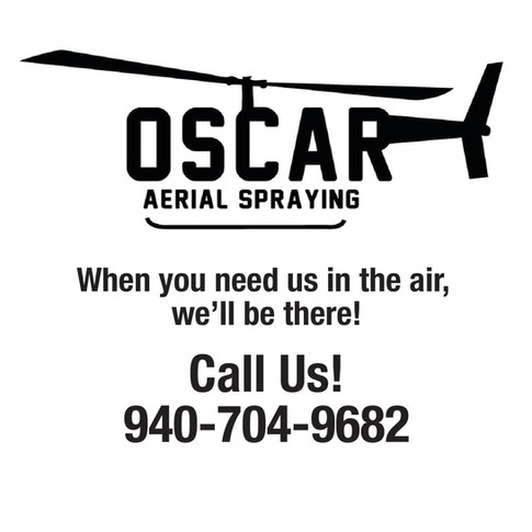 Oscar Aerial Spraying