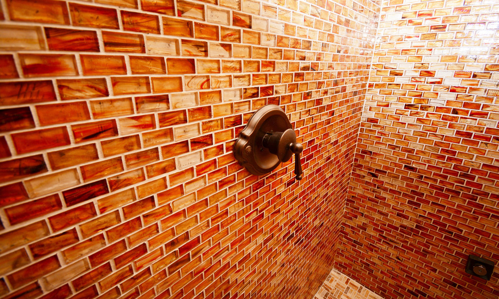 steam shower bathroom remodel