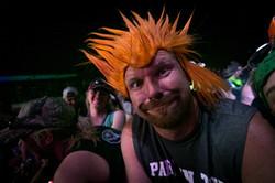Man with Orange Hair