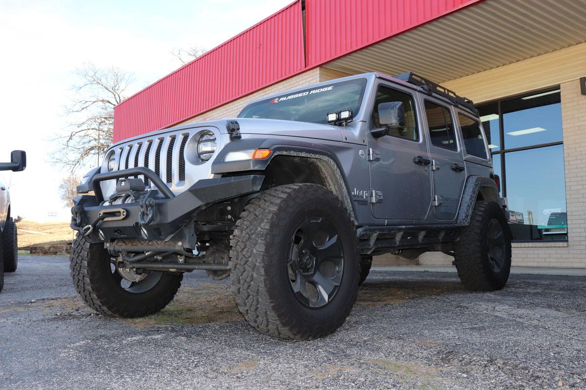 Havok Jeep Accessories