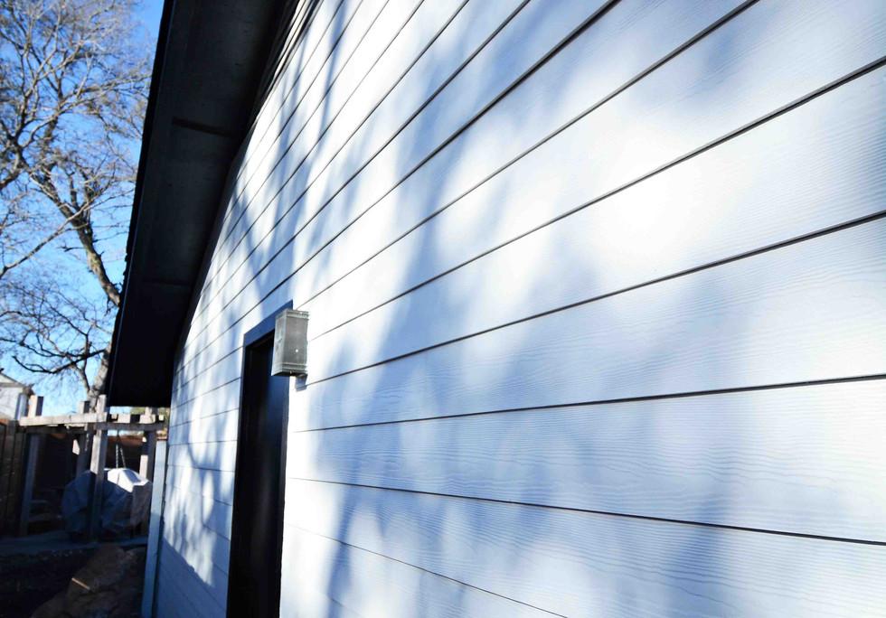 exterior renovations