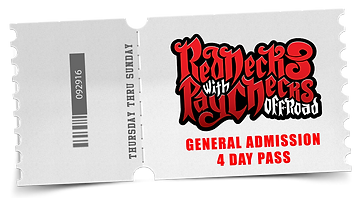 General Admission 4 Day Pass