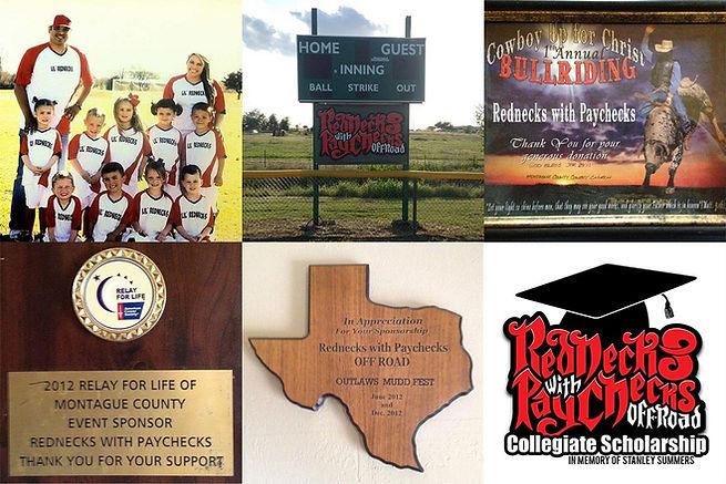 Rednecks With Paychecks Off-Road Community Outreach