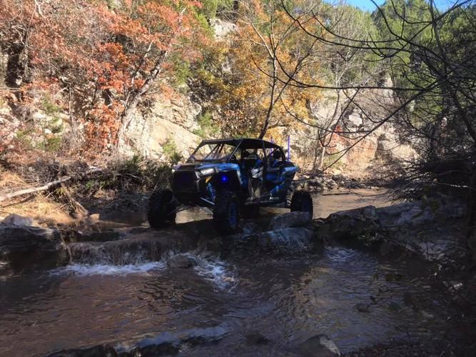 River Crawling