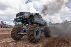 Rednecks with Paycheck monster truck