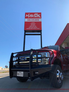 Havok Truck Accessories