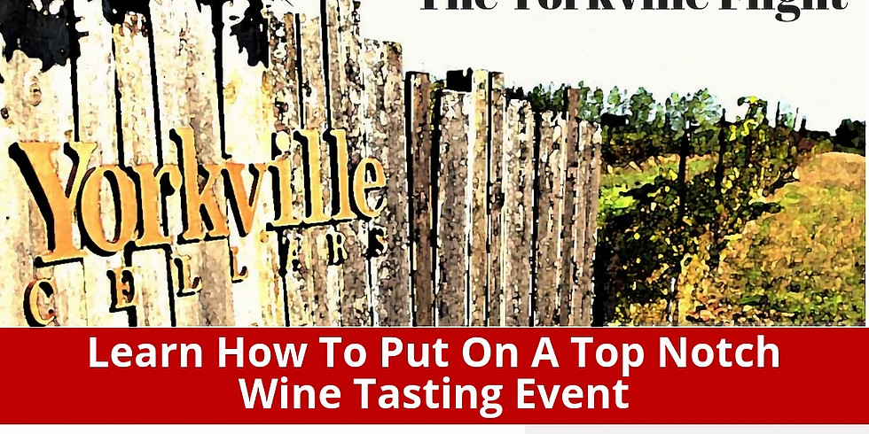 Learn How To Put On A Top Notch Wine Tasting Event