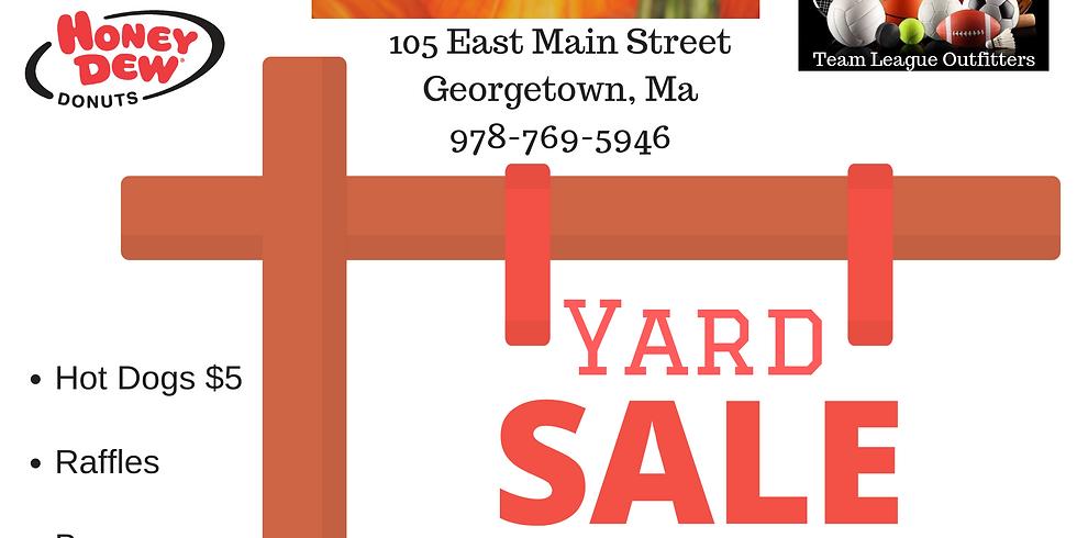Yard Sale / Fall Harvest Fest
