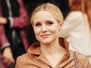 Kristen Bell promotes happiness with her accessible CBD body care products
