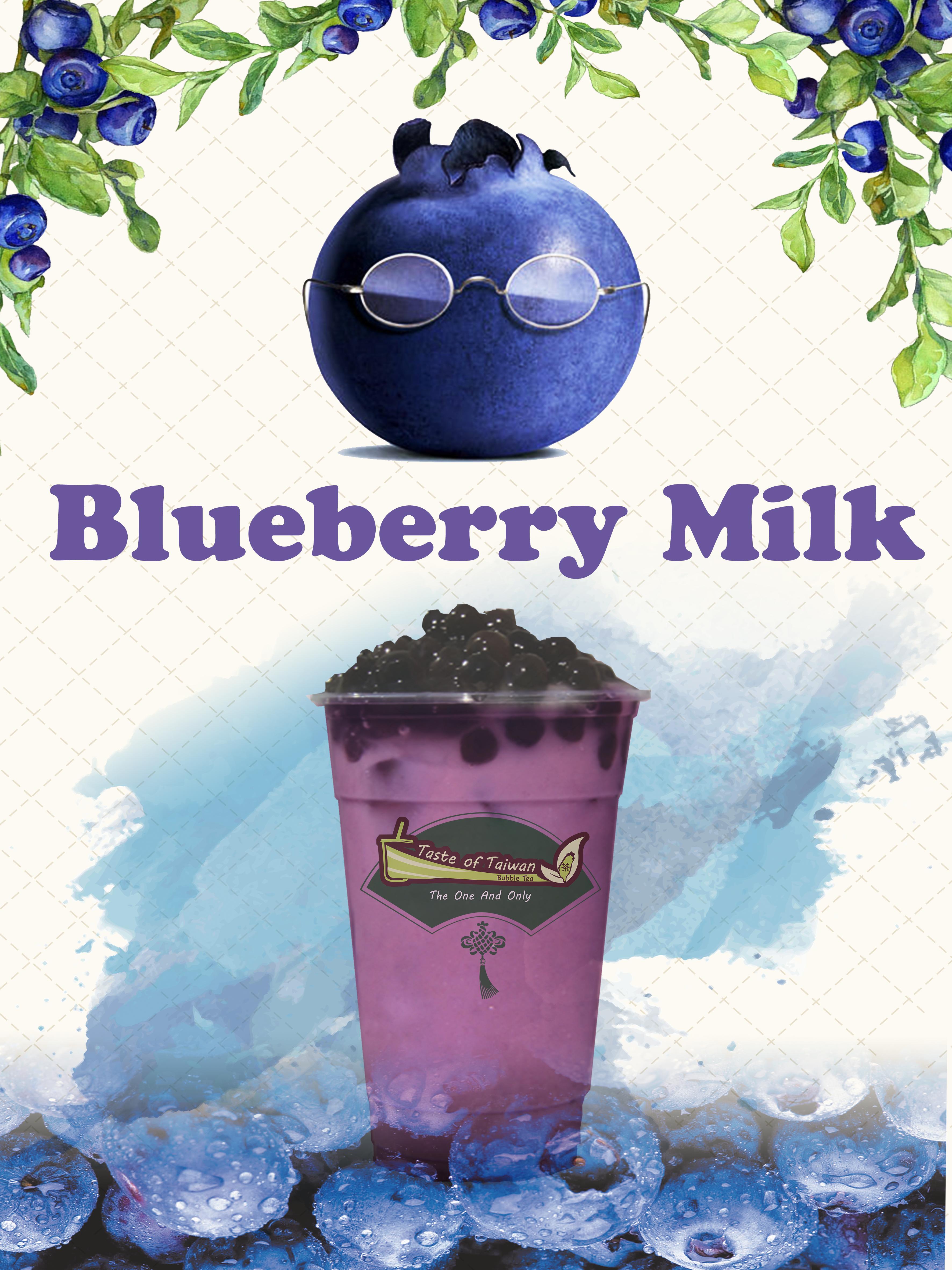 打印1张相纸 30x40cm 蓝莓