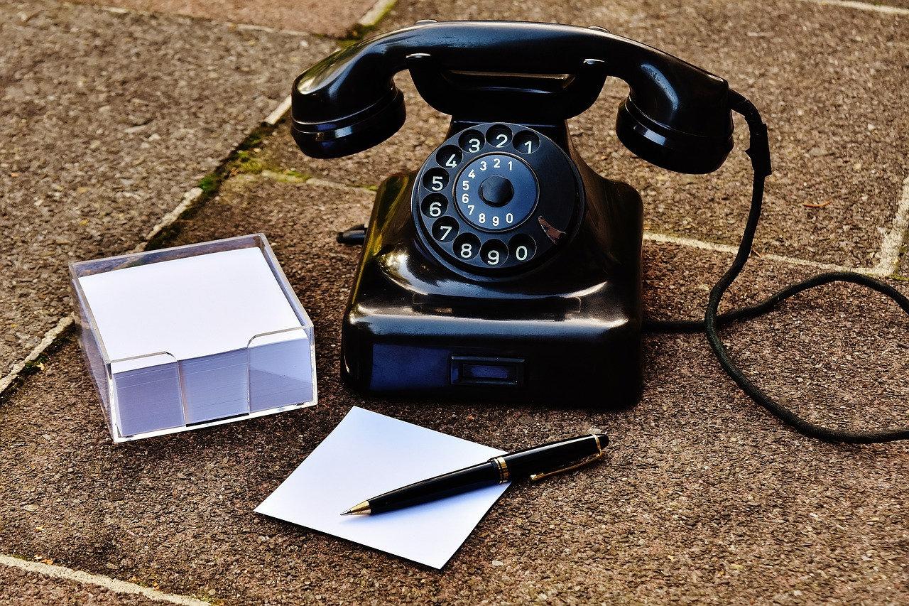 Kennenlerngespräch am Telefon