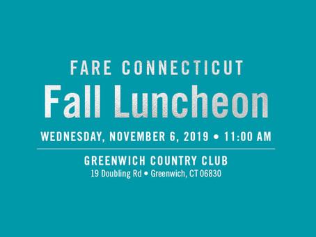 FARE Connecticut Luncheon