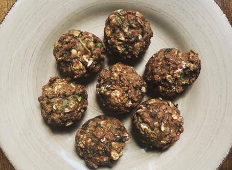 Memere's Zucchini Muffin Bites