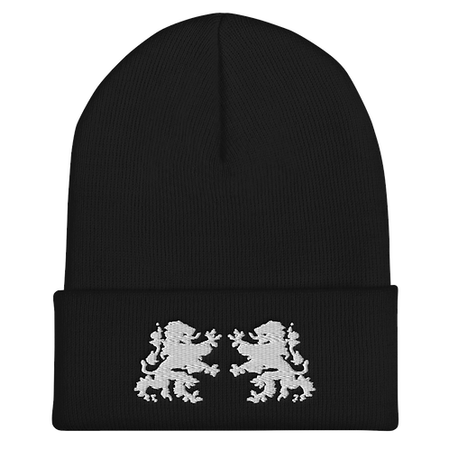 Pantheon Lions Beanie