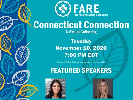 FARE Connecticut Connection