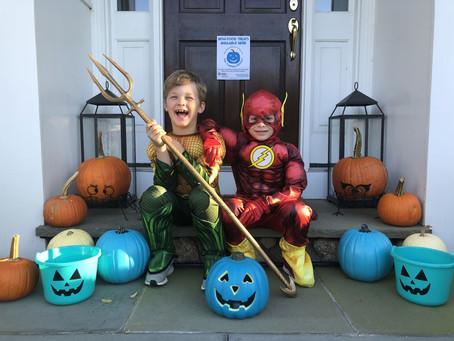 Happy Teal Halloween!