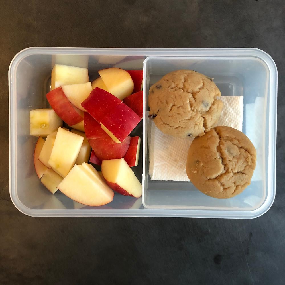 Allergy Free Muffins
