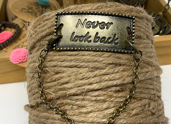 EarlyBird Boutique: Never Look Back Bracelet