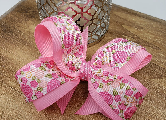 Pink Beauty Boutique Bow