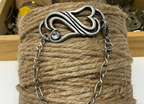 Hearts As One  Bracelet