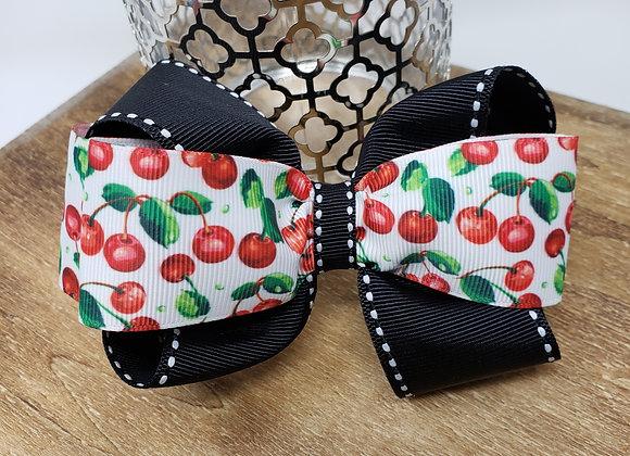 Cherries Boutique Bow