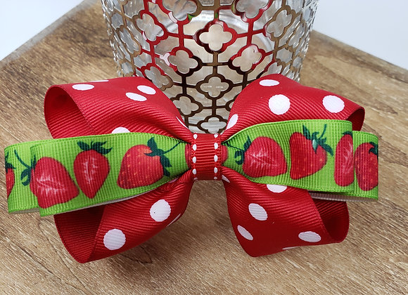Strawberry Boutique Bow
