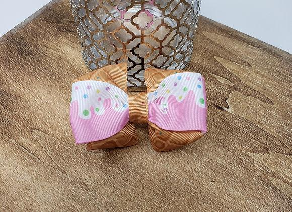 Mini icecream Boutique bow