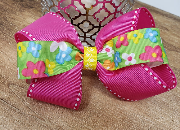Bright Flowers 💐 Boutique Bow