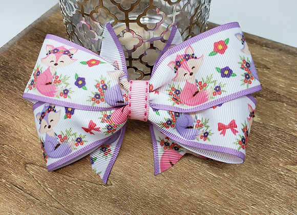 Pretty fox Boutique Bow
