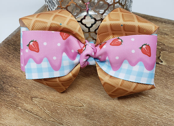 STRAWBERRY 🍓 Boutique Bow