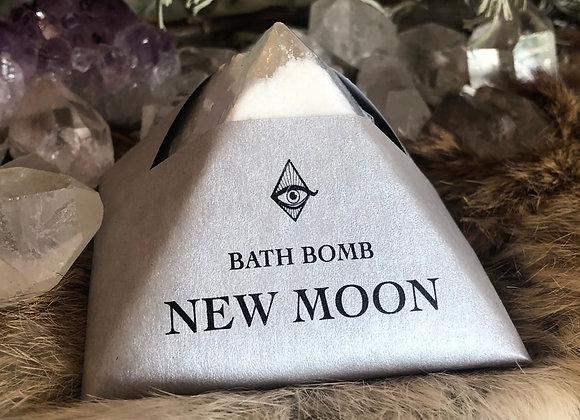 New Moon Bath Bomb