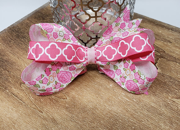 Sweet Pink Boutique Bow